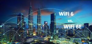 آیا WiFi 6 با WiFi 6E تفاوت دارد؟