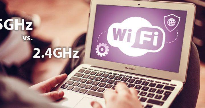 2.4GHz WiFi و 5GHz WiFi - تفاوت چیست؟